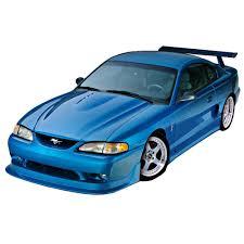 Cervini Mustang 2000 Style Cobra R Hood Paintable 1994-1998
