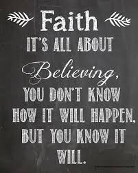 Quotes On Faith Awesome 48 Faith Quotes Sayings About Faith