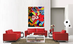 Yellow Black And Red Living Room Red Living Room Ideas Photograph Window Glass Red Modern Sofa
