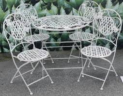 white cast iron patio furniture. Delighful Cast White Iron Garden Bench Antique Wrought Patio Furniture Vintage  Cast In White Cast Iron Patio Furniture