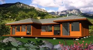 Villa Construction Bois Avec Mobiteck Maison Bois Massif Maisons Bois En Kit Guadeloupe