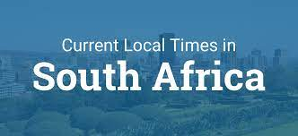 Time in South Africa