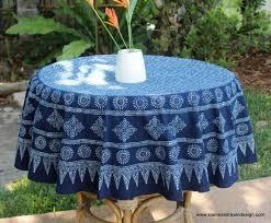 90 inch round tablecloth plastic designs