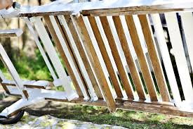 20161009 02 how to renovate old outdoor furniture