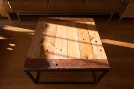 Old Mill Coffee Table