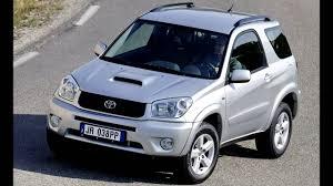 Toyota RAV4 3 door '2003–05 - YouTube