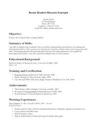Resume Skills Examples This Is Resume For Cosmetologist Cosmetology Graduate Resume 41