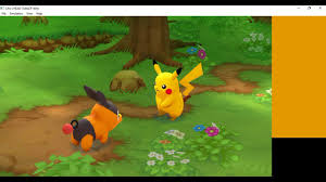 Pokemon HD: Pokemon Mega Donjon Mystere Rom Citra