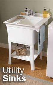 Bathroom Utility Sink Classy Imágenes Lavandería Pinterest Utility Sink Sinks And Laundry