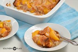 southern peach cobbler with canned peaches. Beautiful Canned To Southern Peach Cobbler With Canned Peaches A