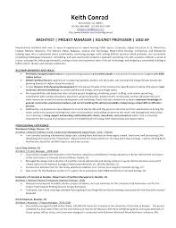 Project Architect Resume Sample Image result for administration officer cv in a construction company 1
