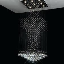 modern crystal chandeliers luxury chandelier large hallway staircase lighting