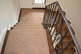 sisal carpet runners ma custom stair runner rug for stairs