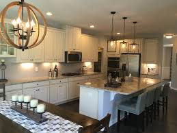 New Kitchen Idea New Kitchen Layout Jefferson Square Model Ryan Homes Kitchen