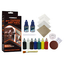 china leathernu complete leather color restoration repair kit china repair kit vinyl repair kit
