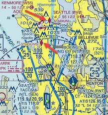 Where To Get Sectional Charts A New Symbol For Stadiums On Vfr Charts Bruceair Llc