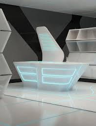 furniture futuristic. Futuristic Furniture With LED Lighting | Interior Design, Tron Movie, Furniture, Neon Light .