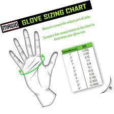Magid Trx840l Rebel Series Cut Level A5 Slip On Leather Impact Driver Glove