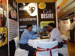 Coffee Vending Machine Franchise Simple Cafe Desire Coffee Tea Vending Machines Franchise Exhibition At