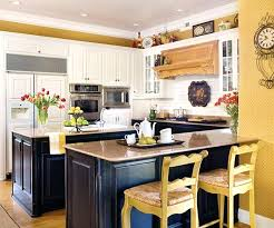 yellow country kitchens. Plain Country Charming Country Kitchen Design Ideas Cozy Yellow  For  Home  Throughout Yellow Country Kitchens