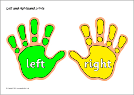 left and right hand clipart - Clip Art Library