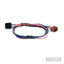 wiring harnesses westin automotive select model