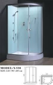 shower cubicles self contained. Shower Cubicle With Moulded Wall 900x1200x2000mm New Cubicles Self Contained