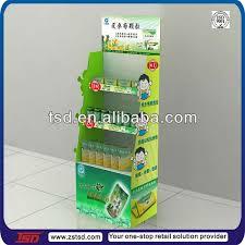 Tea Bag Display Stand TSDC100 Custom Supermarket Promotion Cardboard Tea Bag Display 11