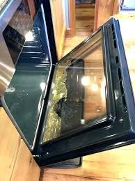 clean oven door best way to clean oven window clean oven door best way to clean