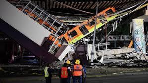 Queda de trem na Cidade do México deixa, pelo menos, 23 mortos e 70 feridos  - Mundo - Diário do Nordeste