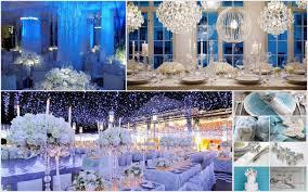 Winter Wedding Decor Winter Theme Weddings Official Topwedding Blog