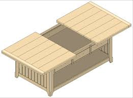 Easy Table Plans Free And Easy Woodworking Plans With Step By Step Photos Showing