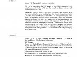 CV of Barnard Bulaong   HSE Officer