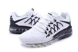 nike running shoes 2015 white. mens 2015 nike running shoes air max white black