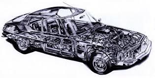 citroen sm cutaway diagrams the car hobby citroen sm cutaway diagrams