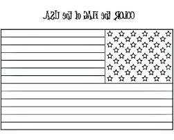 First American Flag Coloring Page Flag Coloring Page With Flag
