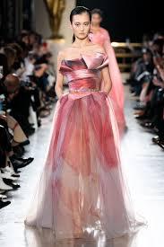 Elle Couture Designs Elie Saab Spring 2019 Couture Fashion Show Elie Saab