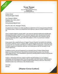 Cover Letter Nursing Resume Letter Cover Letter Nursing Resume Ideas