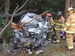 motor vehicle crash on the garden state parkway