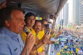 Veja a íntegra do discurso de Bolsonaro no 7 de setembro, em São Paulo