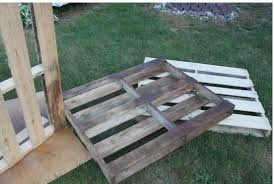 diy pallet outdoor dinning table. Diy Outdoor Dining Table From Wood Pallets, Diy, Furniture, Painted Pallet Dinning F