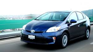 2013 Toyota Prius - Review and Road Test - YouTube