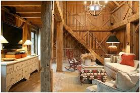 ... Fashionable Idea Barns Made Into Houses 5 Interior Photos Of Pole Barn  Living On Tiny Home ...