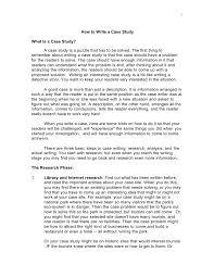 Writing An Effective Case Study   Bare Bones Marketing Case Study template