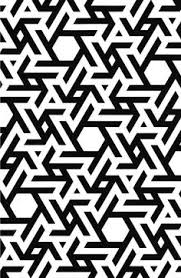 cool black and white designs. Beautiful White Geometry Pattern_Star_Design_Black U0026 White With Cool Black And Designs N