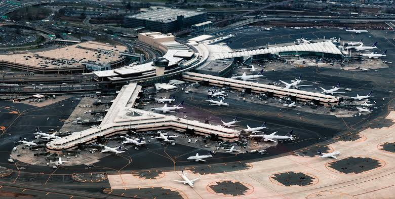 Bandara Internasional Newark Liberty, New Jersey