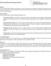 clover high school course catalog pdf delivery system the counseling program is delivered through the following ways classroom curriculum the
