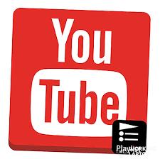 youtube lejátszási lista ikon
