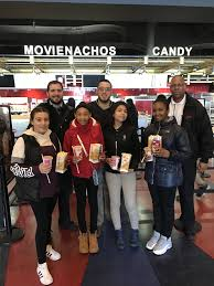 students from rahway academy see hidden figures rahway nj news the group of students watched the film hidden figures at the amc linden theater