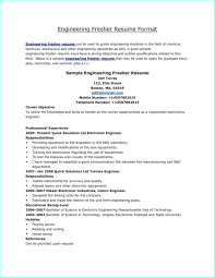 Electrical Engineering Sample Resumes 9 Resumes Electrical Engineers Proposal Sample